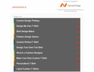 venturehunt.io screenshot