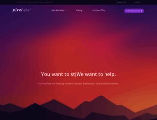 venturelegalkc.com screenshot