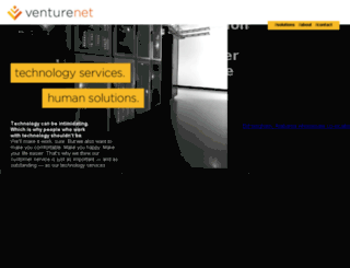 venturenet.net screenshot