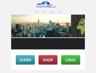 ventureworldwide.net screenshot