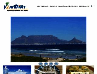 venturists.net screenshot