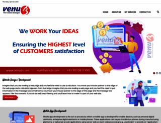 venub.com screenshot
