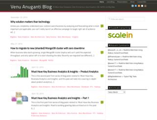 venublog.com screenshot
