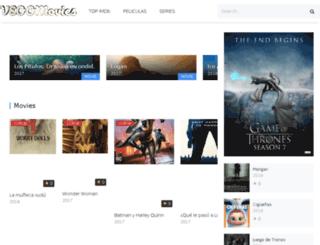 veoomovies.com screenshot