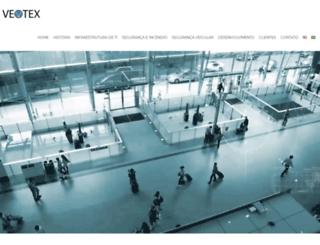 veotex.com.br screenshot