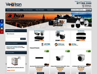 veotron.com screenshot
