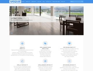 vepal.it screenshot