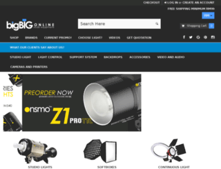 ver1.bigbigstudio.com screenshot