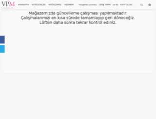 veraperamoda.com screenshot