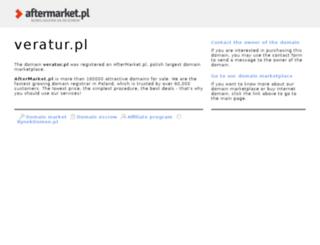 veratur.pl screenshot
