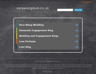 verawanglove.co.uk screenshot