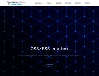 veraxsystems.com screenshot