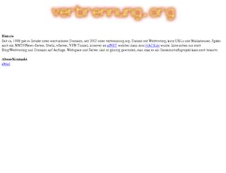 verbrennung.org screenshot