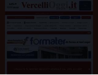 vercellioggi.it screenshot