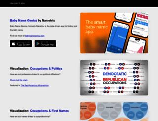 verdantlabs.com screenshot