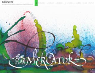 verenigingmercator.nl screenshot