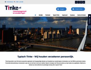 verhulstvanderpol.nl screenshot