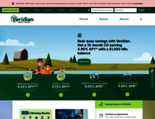 veridiancu.org screenshot