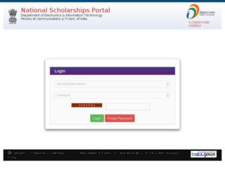 verifications.scholarships.gov.in screenshot
