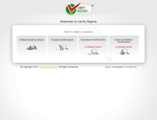 verifynigeria.com screenshot