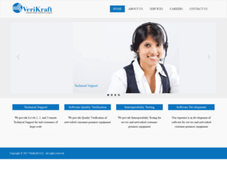 verikraft.com screenshot