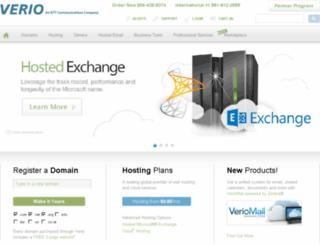 verio-web.com screenshot