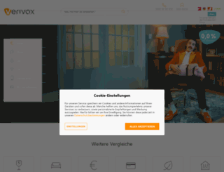 verivox.net screenshot