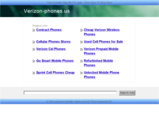 verizon-phones.us screenshot