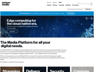 verizondigitalmedia.com screenshot