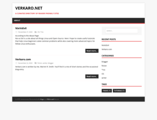 verkaro.net screenshot