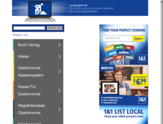 verlag-gwm.de screenshot