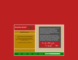 verlag-pandora.de screenshot