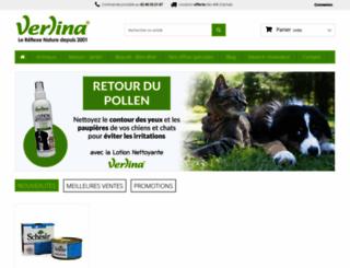 verlina.com screenshot