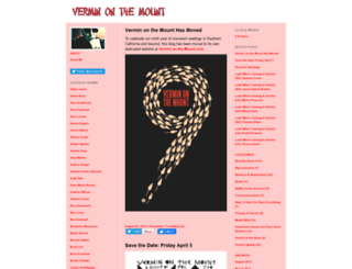 vermin.blogs.com screenshot