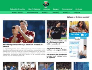 vermouth-deportivo.com.ar screenshot