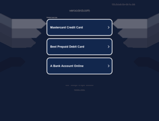 verocard.com screenshot