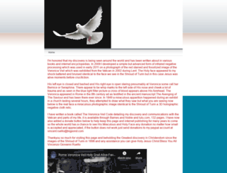 veronica-veil.com screenshot