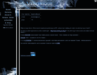 veronique.friko.pl screenshot