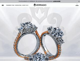 verragio.com screenshot