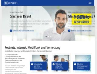versalab.de screenshot