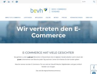 versandhandel.org screenshot