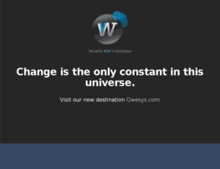 versatilewebtech.com screenshot