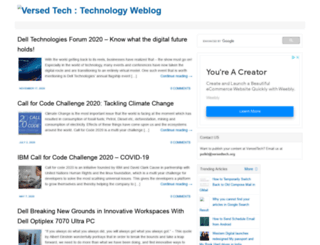 versedtech.org screenshot