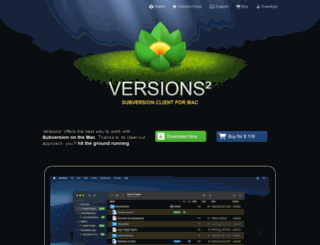 versionsapp.com screenshot