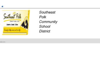 verso.southeastpolk.org screenshot