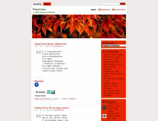verspatika.wordpress.com screenshot