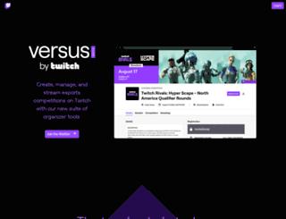 versus.twitch.tv screenshot