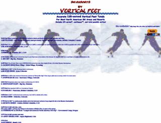 verticalfeet.com screenshot