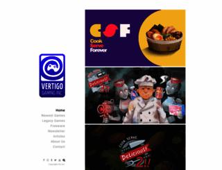 vertigogaming.net screenshot