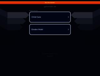 vertretungsplan.gat-emden.de screenshot